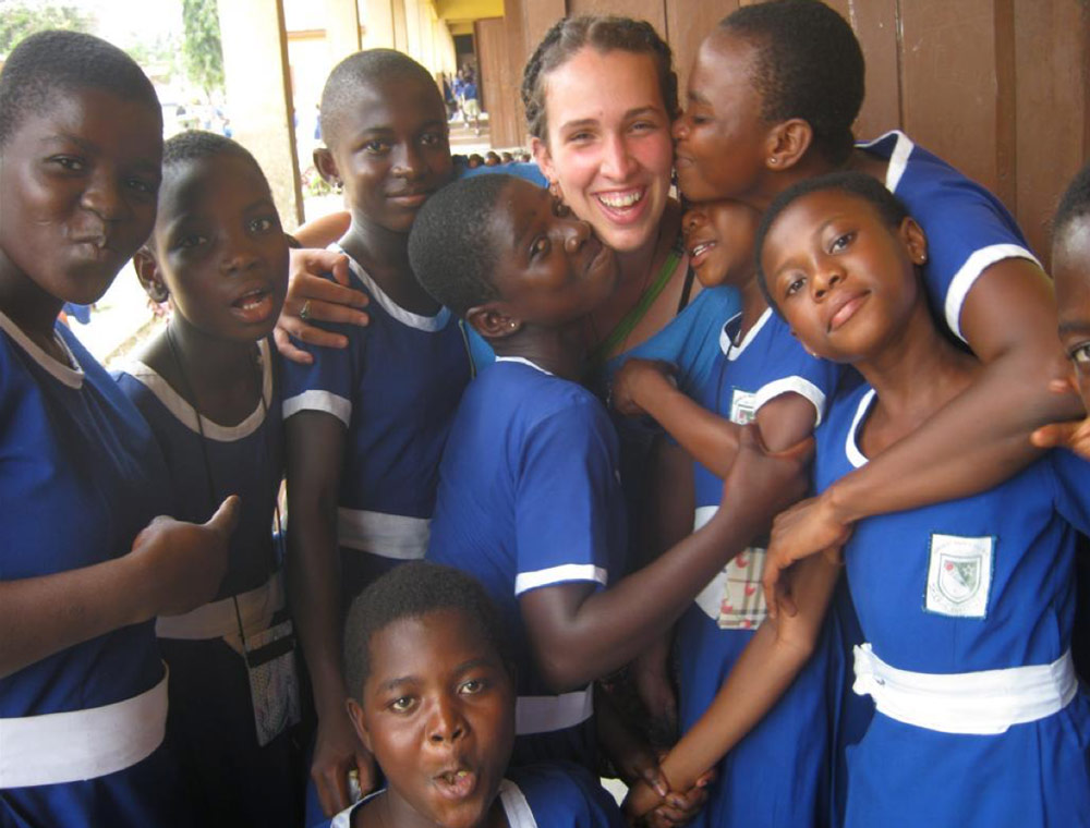 St. Mary's - Unsere Partnerschule in Ghana